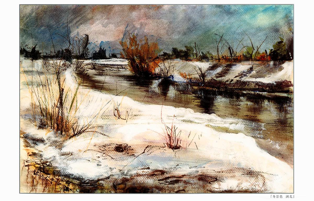 冬景色 湖北