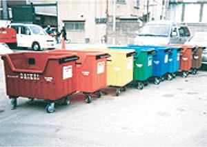 リサイクルカート